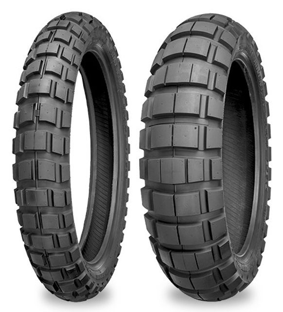 SHINKO 90/90-21 54T TL   E804 Adveture Trail