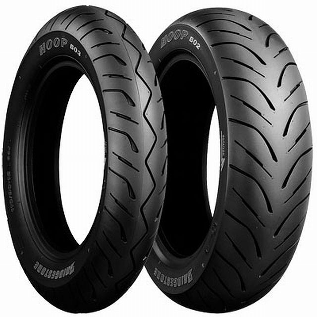 BRIDGESTONE 150/70-13 64S TL  B02 Scooter