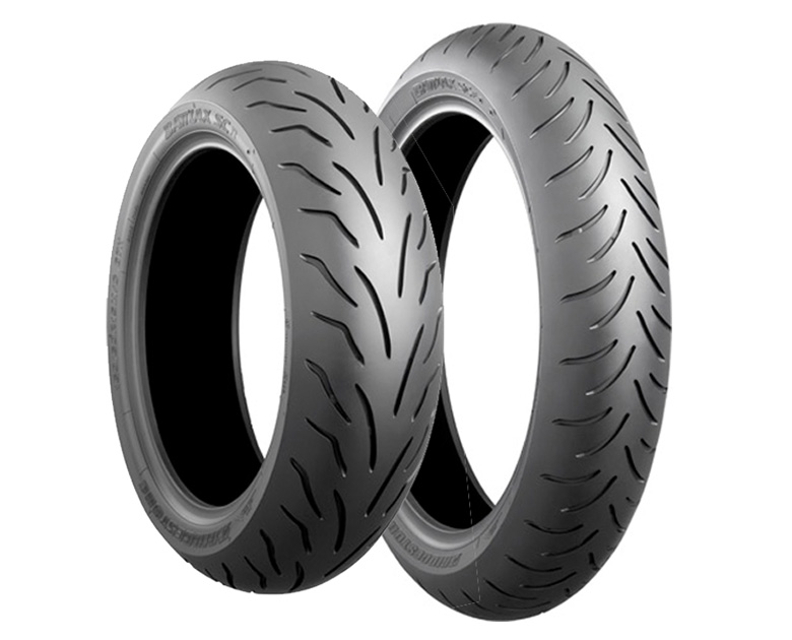 BRIDGESTONE 140/70-13 61P TL  Battlax Scooter