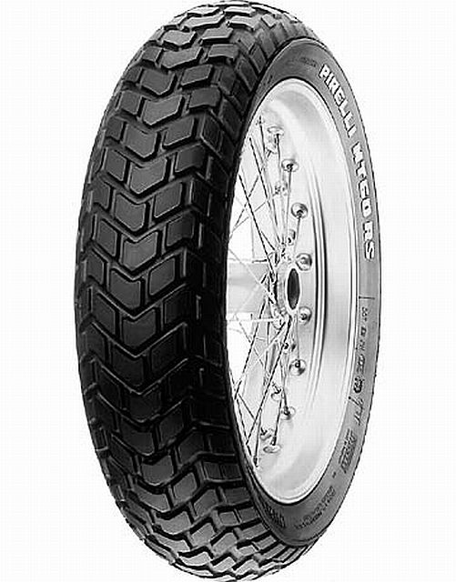 PIRELLI 120/70ZR18 59W TL  MT 60 RS DOT5117