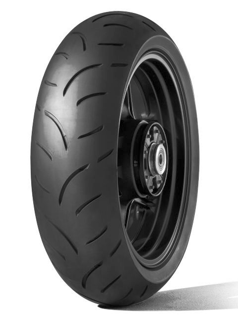 DUNLOP 200/50ZR17 75W Qualifier II