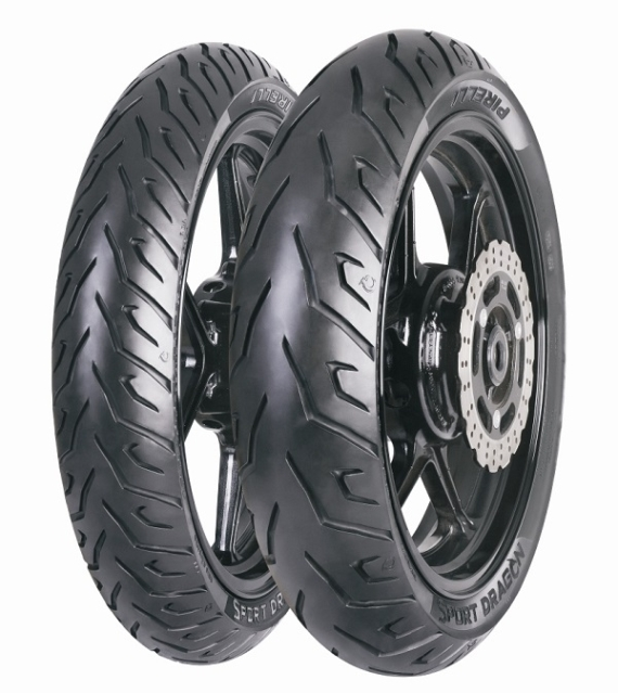 PIRELLI 140/70-17 66H TL Sport Dragon DOT1214