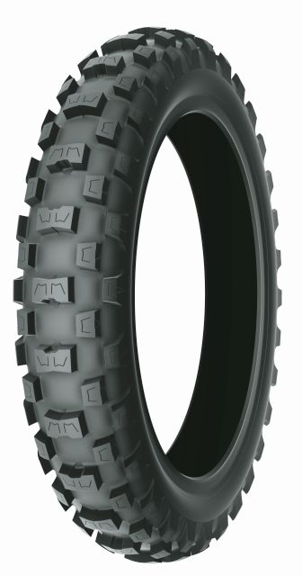 MICHELIN 80/100-12 41M  Starcross MH3 R TT
