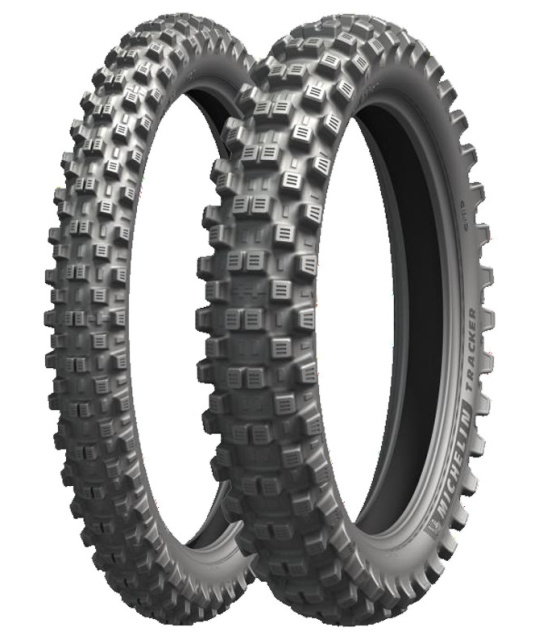 MICHELIN 80/100-21 51R TT Tracker F