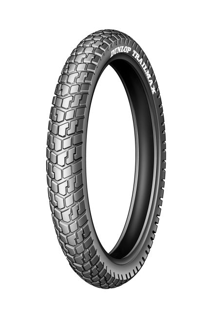 DUNLOP 80/90-21 48S TT TrailMAX DOT0214