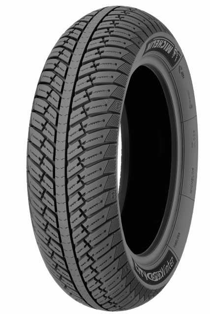 MICHELIN 3.50-10 59J City Grip Winter F/R TL/TT