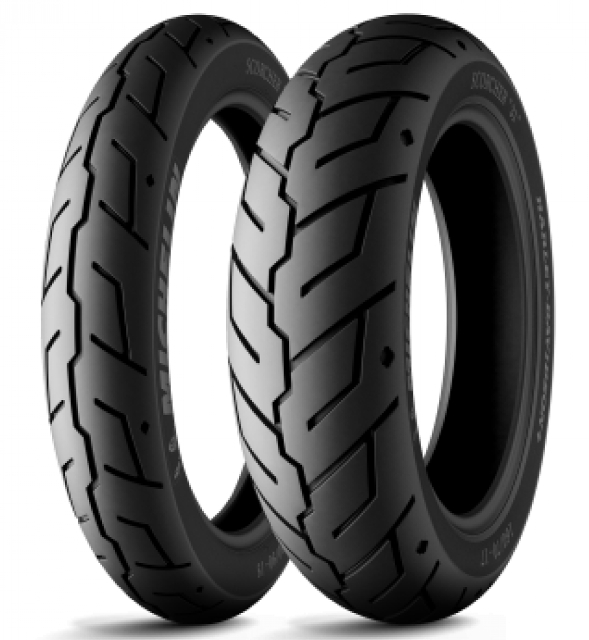 MICHELIN 150/80B16 77H  Scorcher 31R   DOT0417