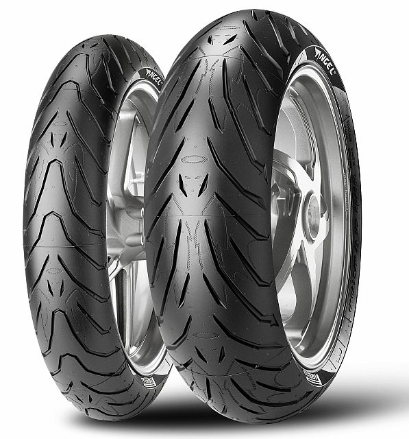 PIRELLI 190/55ZR17 75W Angel ST DOT0519