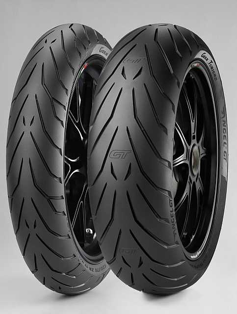 190/55ZR17 75W Angel GT   D DOT1616